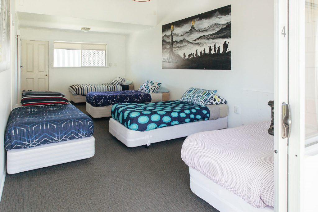 5 Bed Dorm